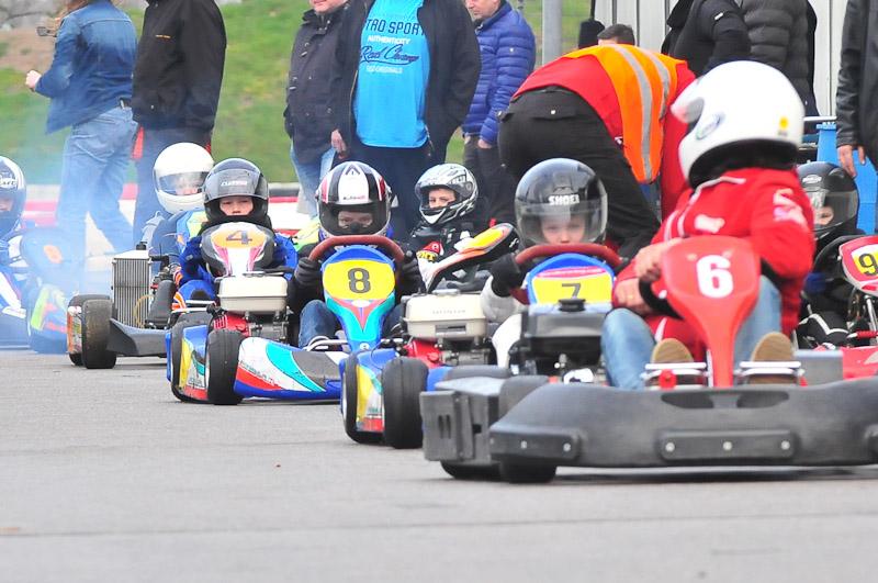 Dks Les 9 Circuit Park Berghem Chrono Karting