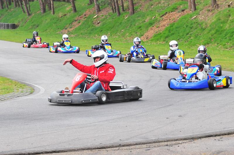 Dks Les 8 Circuit Park Berghem Chrono Karting